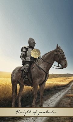 Card Meaning Of Knight Of Pentacles Lotus Tarot