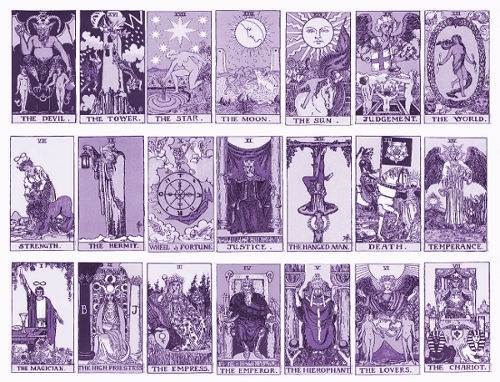 Pleasure of Tarot